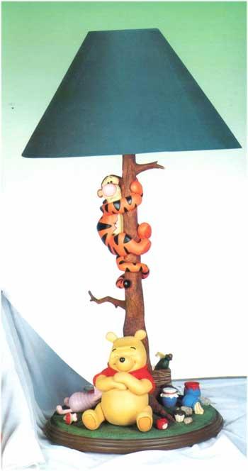 Winnie the Pohh, Tigger, Iahh und Co. als Figuren zum Sammeln